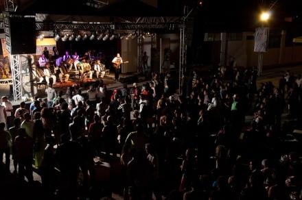 """Espetáculo de encerramento """"Sertão da gente"""" / Foto: Julien Karl"""